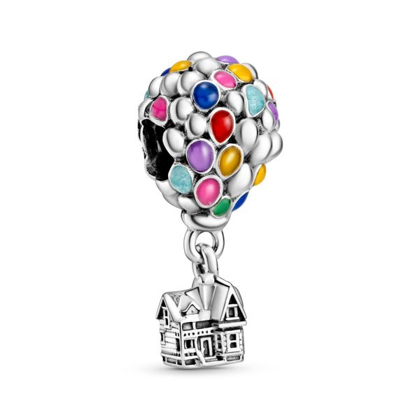 Disney Up House & Balloons Charm Arezzo Jewelers Elmwood Park, IL