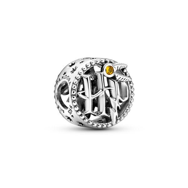 Harry Potter, Openwork Harry Potter Icons Charm Arezzo Jewelers Chicago, IL