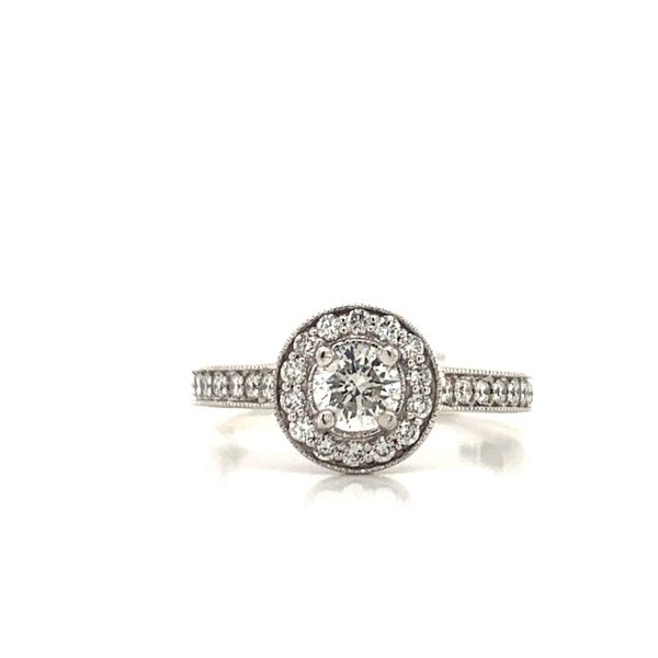 Diamond Engagement Ring Armentor Jewelers New Iberia, LA