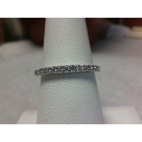 Lady's Diamond Bands Armentor Jewelers New Iberia, LA