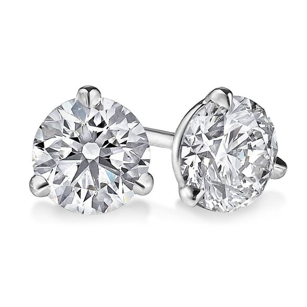 Diamond Earrings Ballard & Ballard Fountain Valley, CA