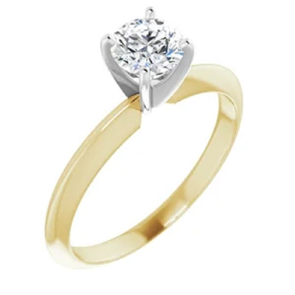 14KY/W 0.25ct Diamond Engagement Ring Barthau Jewellers Stouffville, ON