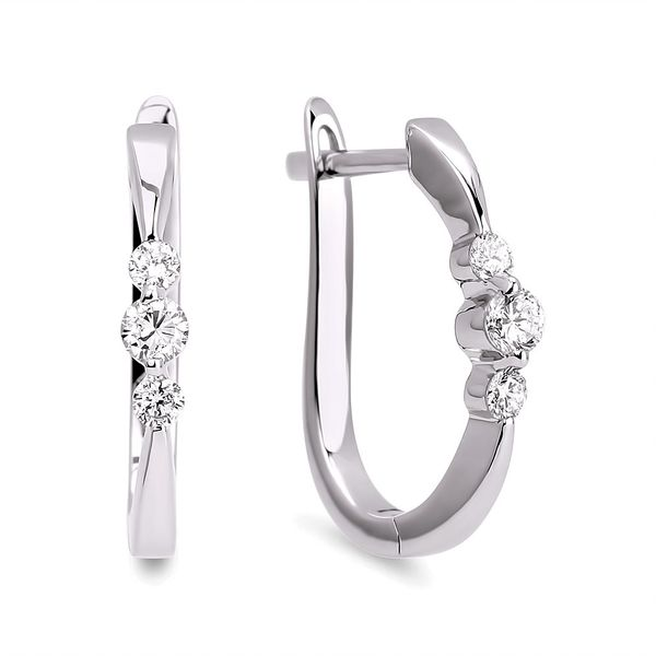 10KW 0.30tw Canadian Diamond Earrings Barthau Jewellers Stouffville, ON