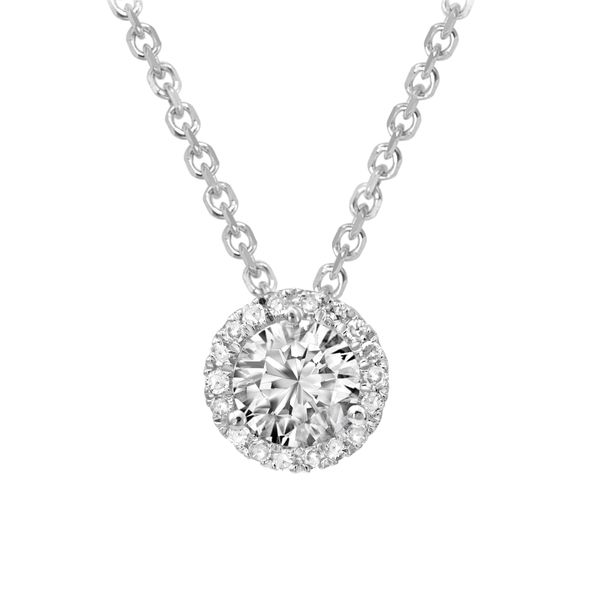 Diamond Necklace Barthau Jewellers Stouffville, ON