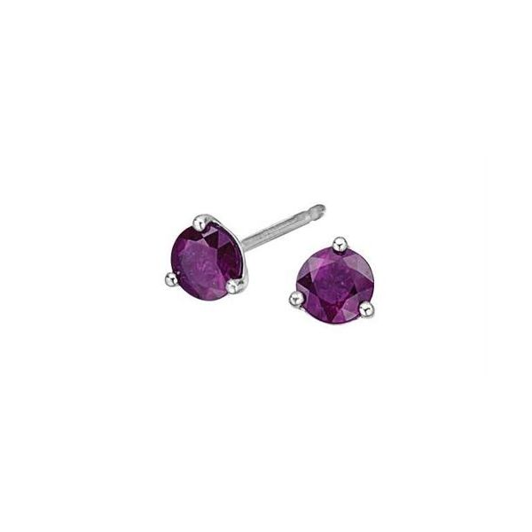 10kw Amethyst Earrings Barthau Jewellers Stouffville, ON