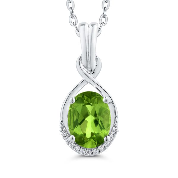 Gemstone Necklace Barthau Jewellers Stouffville, ON