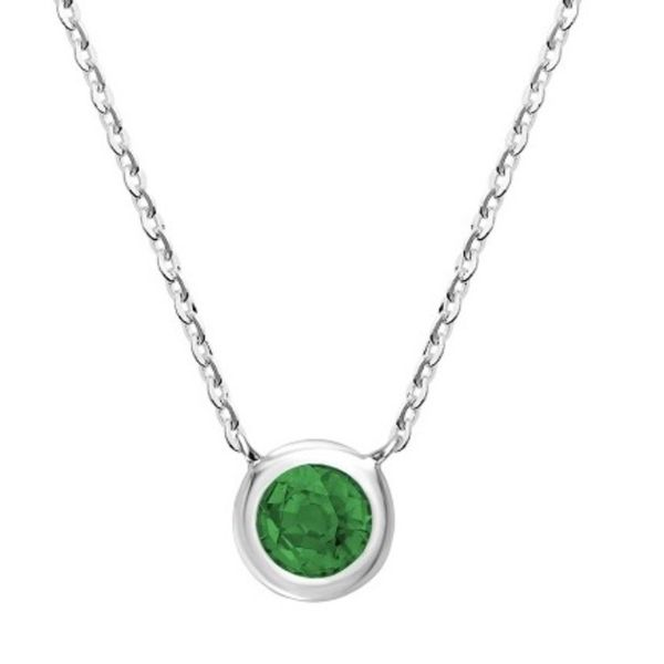 10KW Emerald Necklace Barthau Jewellers Stouffville, ON