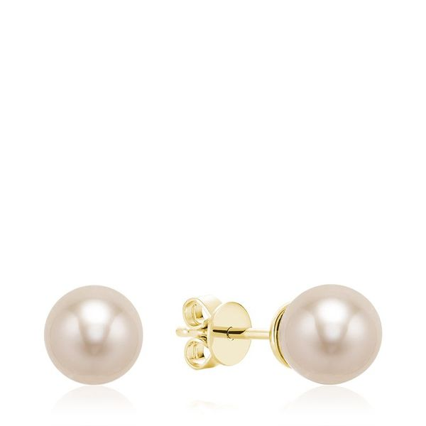 10KY 7MM Cultured Pearl Earrings Barthau Jewellers Stouffville, ON