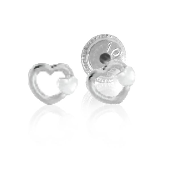 Flora (BABY/TODDLER EARRINGS) Earrings Barthau Jewellers Stouffville, ON