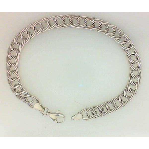 14KW Link Bracelet Barthau Jewellers Stouffville, ON