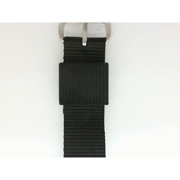 18MM Nylon Black Watch Band Barthau Jewellers Stouffville, ON