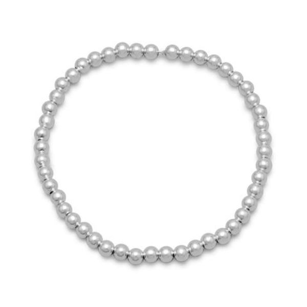 925 4mm Ball Bracelet Barthau Jewellers Stouffville, ON