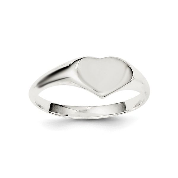 925 Heart Ring Barthau Jewellers Stouffville, ON