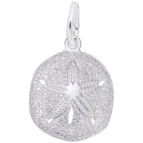 925 Charm Sand Dollar Barthau Jewellers Stouffville, ON