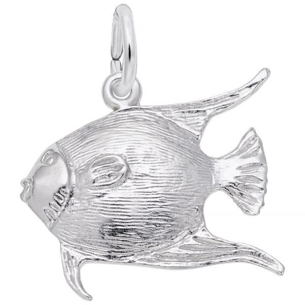 925 Charm Angel Fish Barthau Jewellers Stouffville, ON