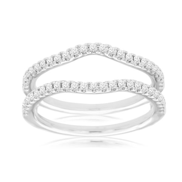 Diamond Forever Wedding Band Baxter's Fine Jewelry Warwick, RI