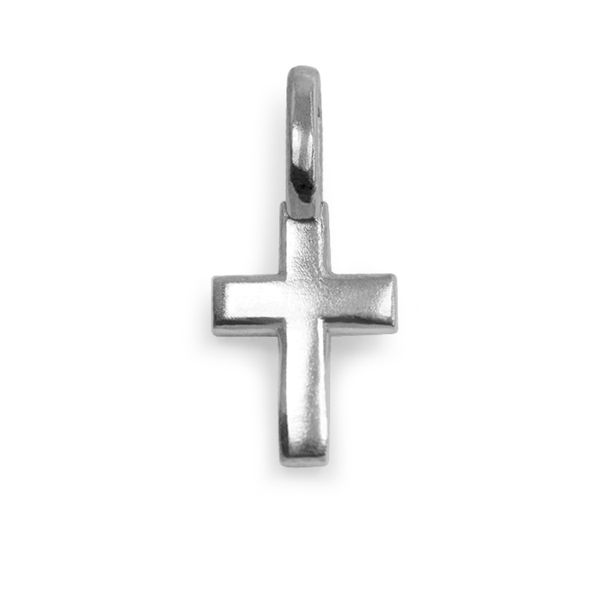 Mini Additions™ Sterling Silver Cross Baxter's Fine Jewelry Warwick, RI