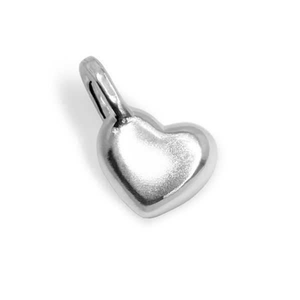 Mini Additions™ Sterling Silver Heart Baxter's Fine Jewelry Warwick, RI