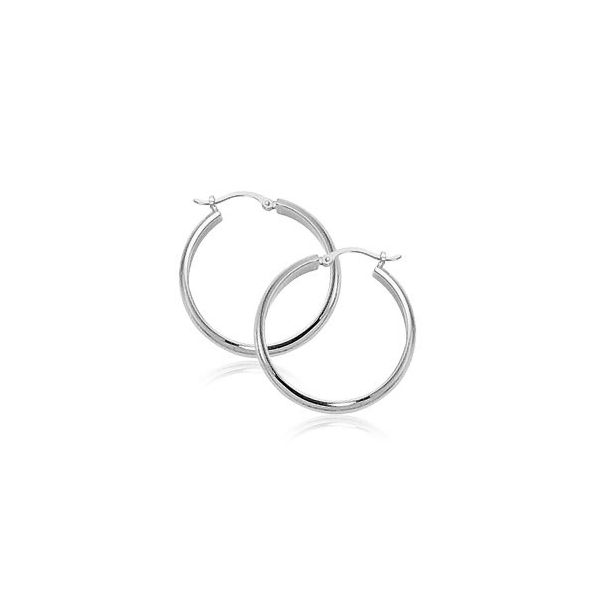 HOOP EARRINGS Baxter's Fine Jewelry Warwick, RI