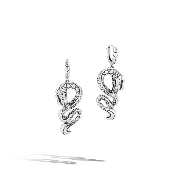Naga Drop Earrings Baxter's Fine Jewelry Warwick, RI