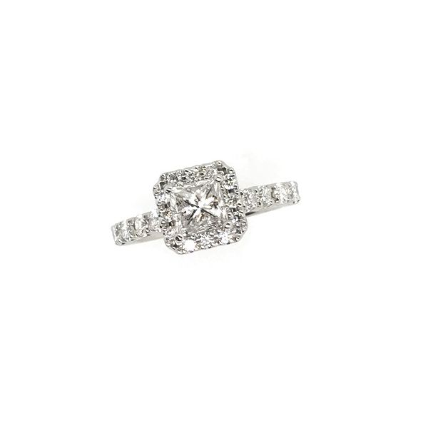 Romance Bridal Engagement Ring Bay Area Diamond Company Green Bay, WI