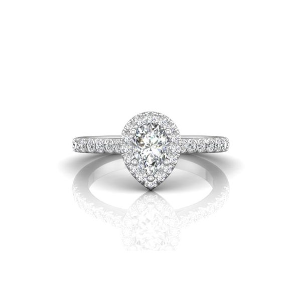 Forevermark Engagement Ring Bay Area Diamond Company Green Bay, WI