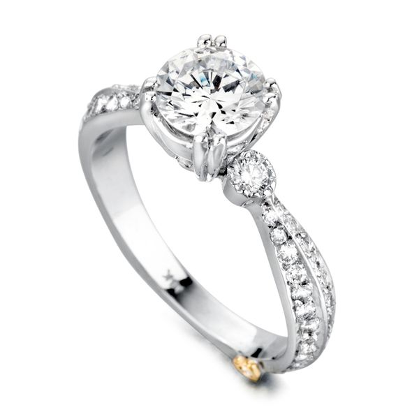 Engagement Ring Bay Area Diamond Company Green Bay, WI
