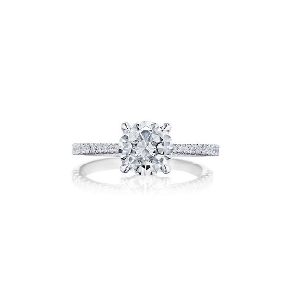 Tacori Engagement Ring Bay Area Diamond Company Green Bay, WI