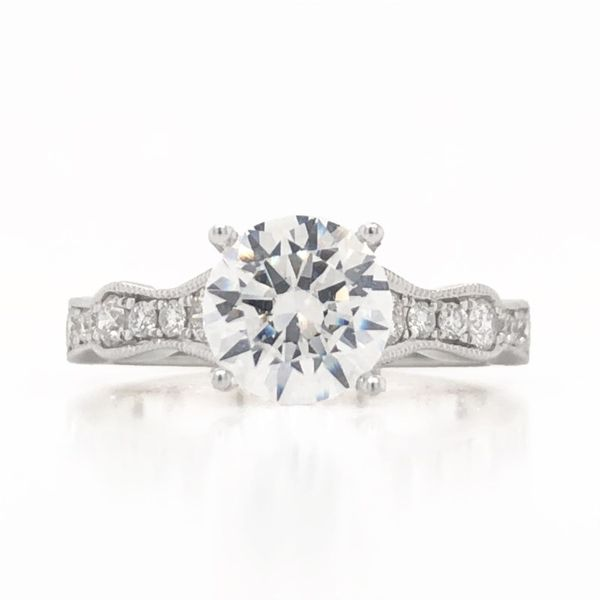 Engagement Ring Becky Beauchine Kulka Diamonds and Fine Jewelry Okemos, MI