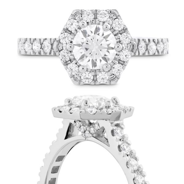 Engagement Ring Image 3 Becky Beauchine Kulka Diamonds & Fine Jewelry Okemos, MI