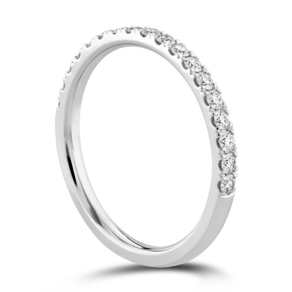 Hearts on Fire Juliette diamond band Image 2 Becky Beauchine Kulka Diamonds and Fine Jewelry Okemos, MI