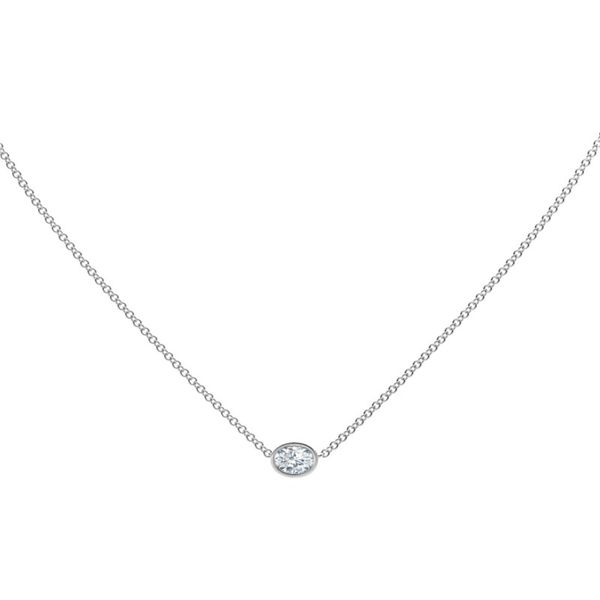 Forevermark Diamond Necklace Becky Beauchine Kulka Diamonds & Fine Jewelry Okemos, MI