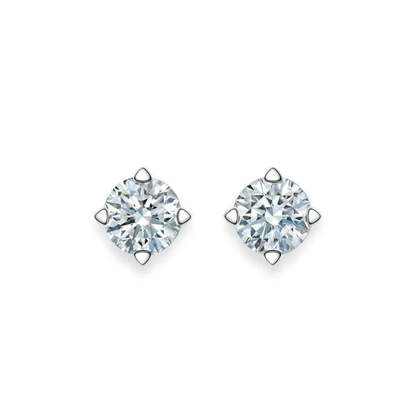 Forevermark Diamond Earrings Becky Beauchine Kulka Diamonds and Fine Jewelry Okemos, MI