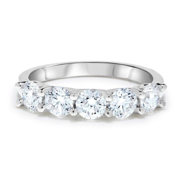 Forevermark Diamond Band Becky Beauchine Kulka Diamonds and Fine Jewelry Okemos, MI