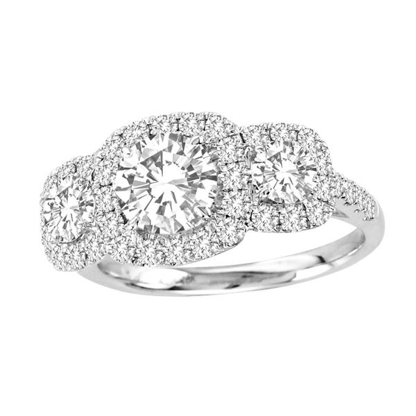 Forevermark Engagement Ring Becky Beauchine Kulka Diamonds and Fine Jewelry Okemos, MI