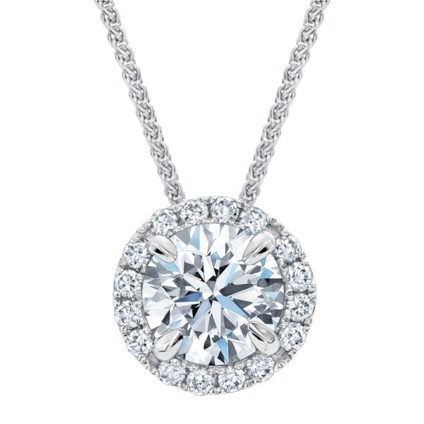 Forevermark Diamond Pendant Becky Beauchine Kulka Diamonds & Fine Jewelry Okemos, MI