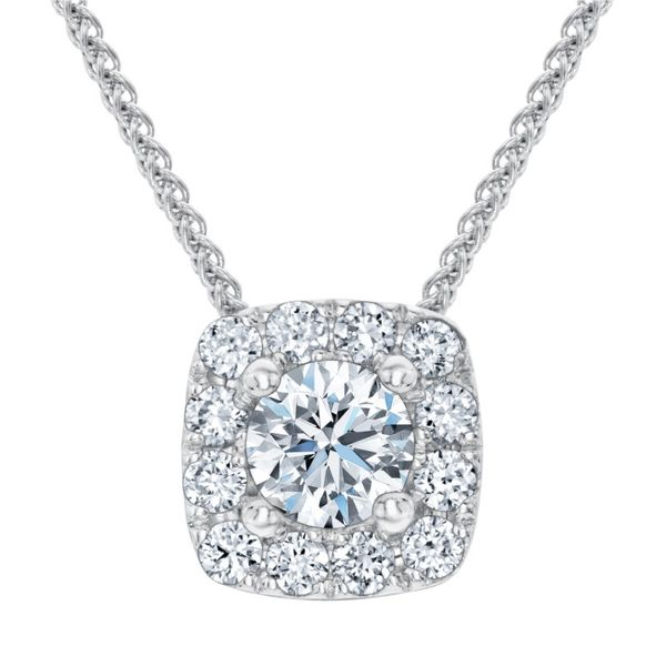 Forevermark Diamond Pendant Becky Beauchine Kulka Diamonds and Fine Jewelry Okemos, MI