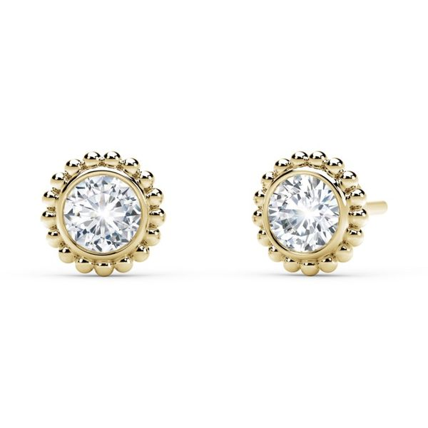 Forevermark Tribute Collection earrings Becky Beauchine Kulka Diamonds and Fine Jewelry Okemos, MI