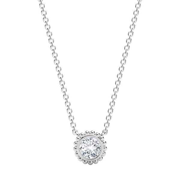 Forevermark Tribute Collection necklace Becky Beauchine Kulka Diamonds and Fine Jewelry Okemos, MI