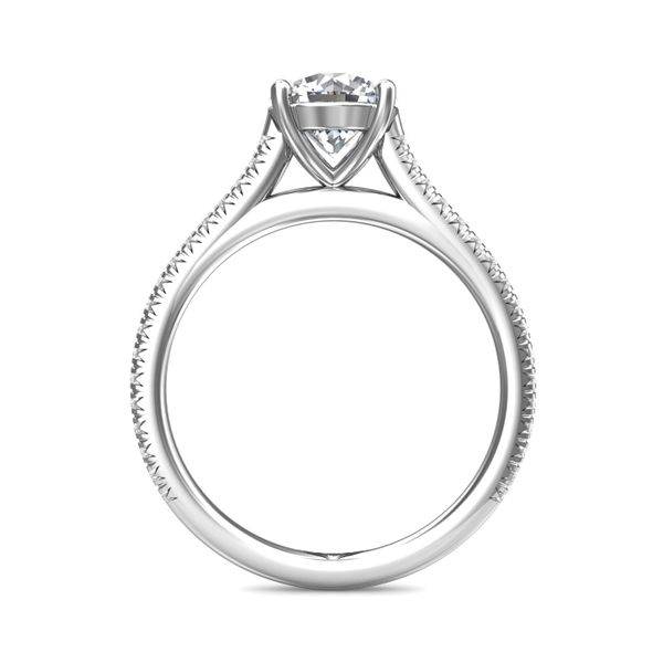 Forevermark Engagement Ring Image 2 Becky Beauchine Kulka Diamonds and Fine Jewelry Okemos, MI