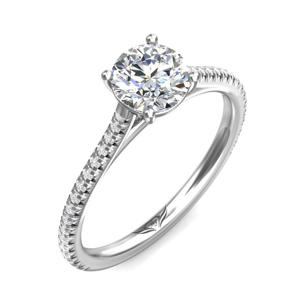 Forevermark Engagement Ring Image 4 Becky Beauchine Kulka Diamonds and Fine Jewelry Okemos, MI
