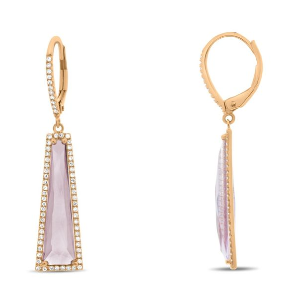 Earrings Becky Beauchine Kulka Diamonds & Fine Jewelry Okemos, MI