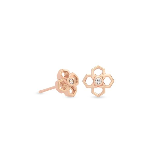Rue Stud Earring by Kendra Scott Becky Beauchine Kulka Diamonds and Fine Jewelry Okemos, MI