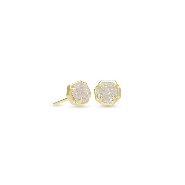 Nola Stud Earring by Kendra Scott Becky Beauchine Kulka Diamonds and Fine Jewelry Okemos, MI