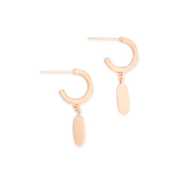 Fern Huggie Earring by Kendra Scott Becky Beauchine Kulka Diamonds and Fine Jewelry Okemos, MI