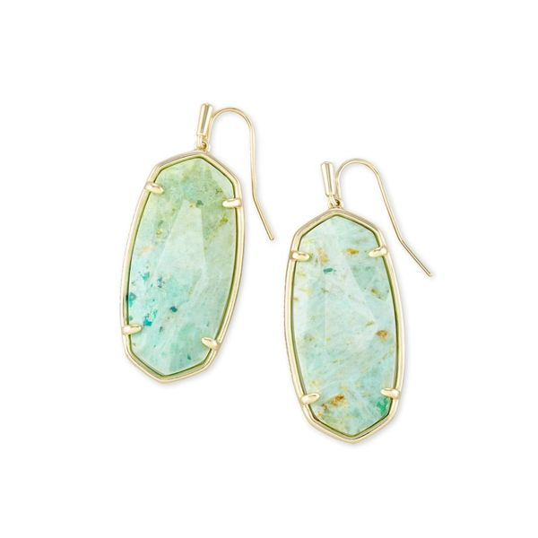 Elle Earring by Kendra Scott Becky Beauchine Kulka Diamonds and Fine Jewelry Okemos, MI