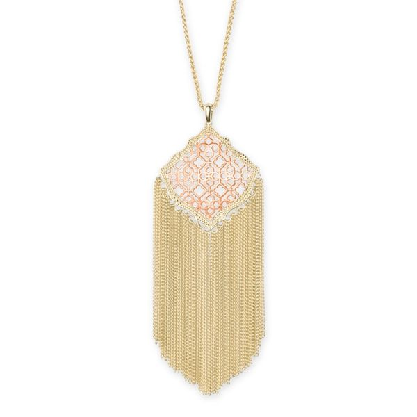 Kingston Necklace by Kendra Scott Becky Beauchine Kulka Diamonds and Fine Jewelry Okemos, MI
