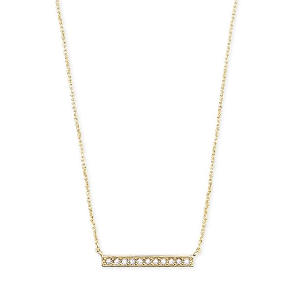Addison Short Pendant by Kendra Scott Becky Beauchine Kulka Diamonds and Fine Jewelry Okemos, MI