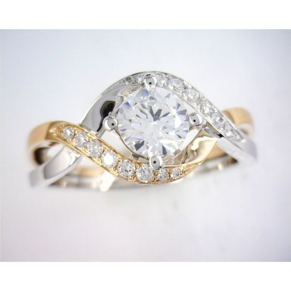 Diadori Engagement Ring Beerbower Jewelry Hollidaysburg, PA