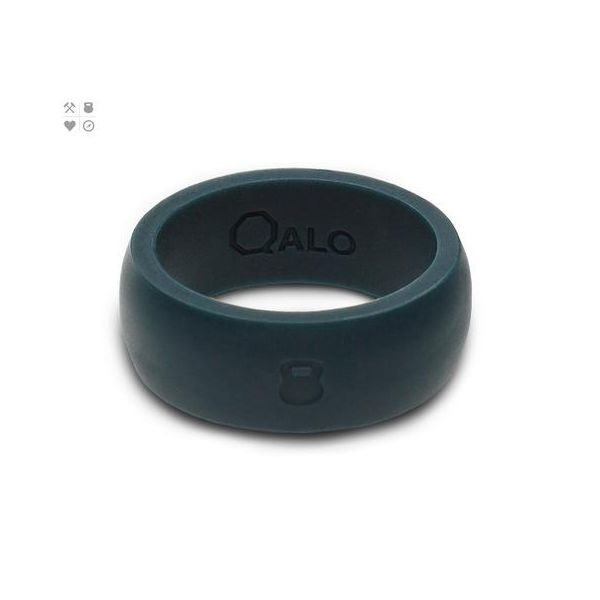 QALO GENTS BANDS Surgical Silicone Beerbower Jewelry Hollidaysburg, PA